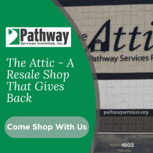 Attic Resale Shop That Gives Back Promo Image