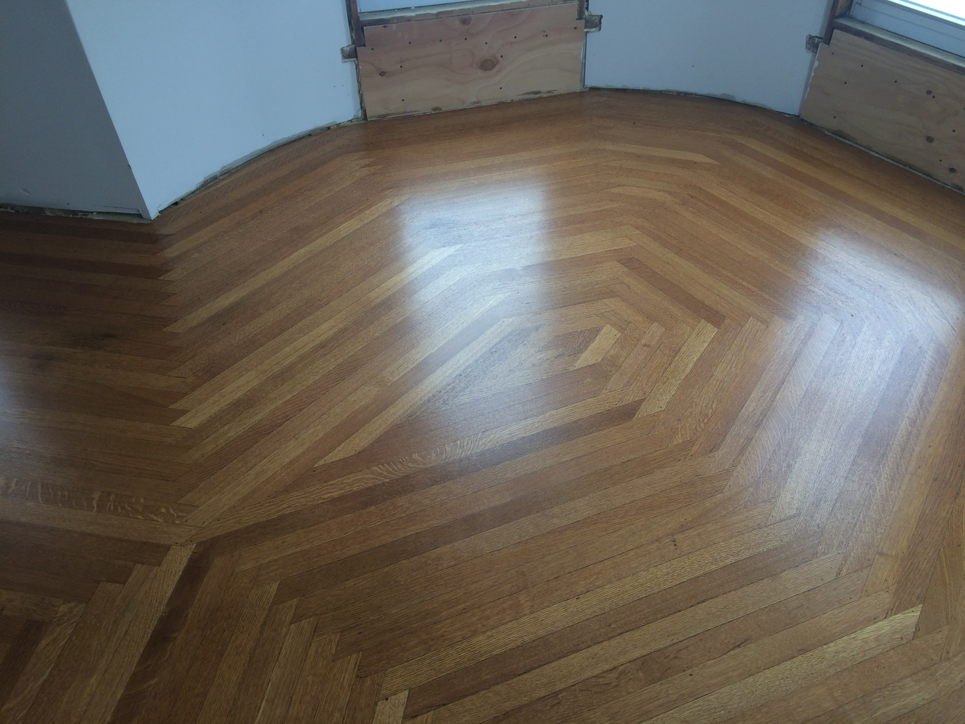 Why leave hardwood flooring sanding to the pros.