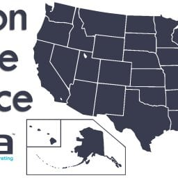 Nationwide video remote interpreting services, national asl services map.